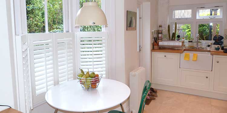 Why Shutters are Ideal for Hot or Cold Weather