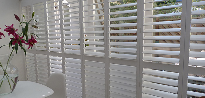Made to Measure Wooden Window Shutters